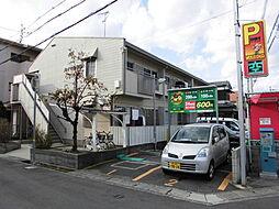 ハイツ金和田[203号室]の外観