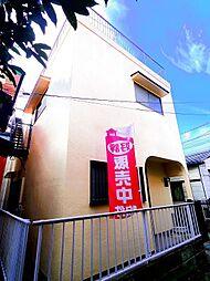 [一戸建] 東京都清瀬市野塩4丁目 の賃貸【/】の外観