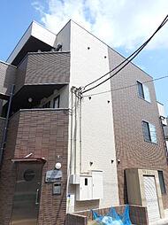 エクセドラ上福岡[1階]の外観