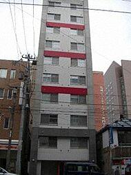 北海道札幌市中央区南一条西9丁目の賃貸マンションの外観