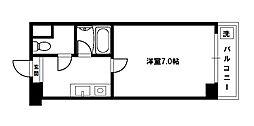 ニューカントリーハイムパート5[5階]の間取り