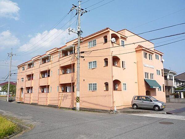 L.A.新徳田 3階の賃貸【広島県 / 福山市】