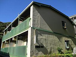 グリーンハイツ山水[C306号室]の外観