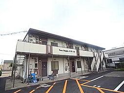 桃美荘[201号室]の外観