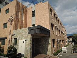 大阪府大阪市東住吉区公園南矢田4丁目の賃貸マンションの外観