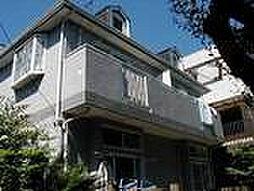 東京都江東区住吉2丁目の賃貸アパートの外観