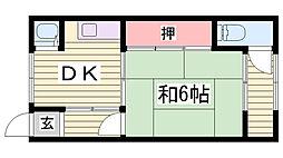 山陽天満駅 1.8万円