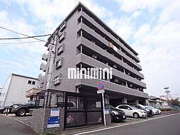 ソ・レーユ松田[4階]の外観
