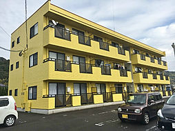 鹿児島県霧島市国分中央4丁目の賃貸アパートの外観