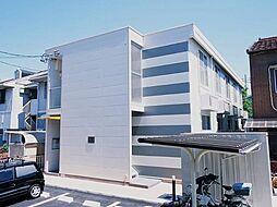 レオパレスCalm[2階]の外観