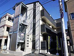 GRACE HILLS[1階]の外観