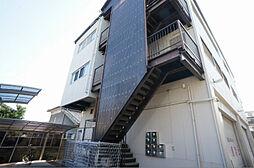 (有)富士マンション[201A号室]の外観