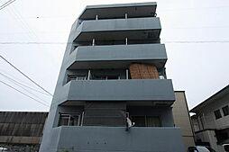 広島県福山市御船町2丁目の賃貸マンションの外観