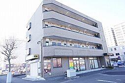 茨城県牛久市ひたち野東1丁目の賃貸アパートの外観