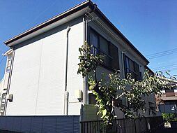 神奈川県横浜市港北区菊名4丁目の賃貸アパートの外観