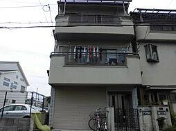 [一戸建] 兵庫県尼崎市武庫町2丁目 の賃貸【/】の外観