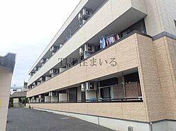 埼玉県川口市朝日3丁目の賃貸マンションの外観