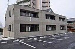 香川県丸亀市原田町の賃貸アパートの外観