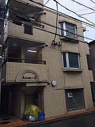 神奈川県川崎市川崎区小田3丁目の賃貸マンションの外観