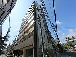 パルティール新栄[4階]の外観