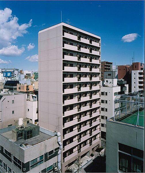 ドミール東日本橋[705号室]の外観