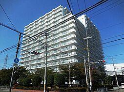 兵庫県尼崎市道意町6丁目の賃貸マンションの外観