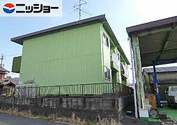 豊島コーポ[2階]の外観