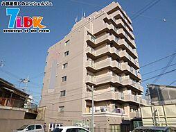 ヴィラ桜井[6階]の外観