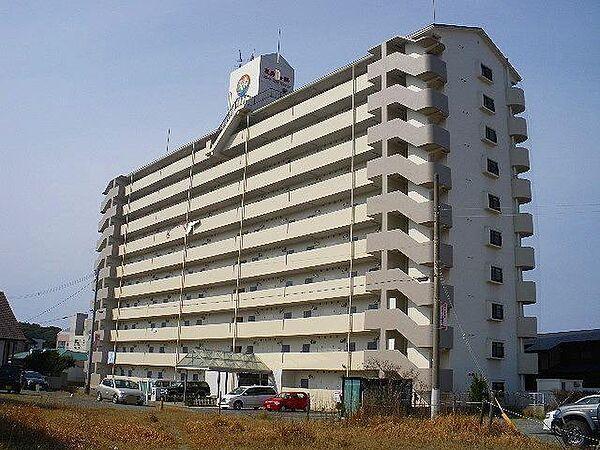 夏井ヶ浜リゾートスカイマンション 6階の賃貸【福岡県 / 遠賀郡芦屋町】