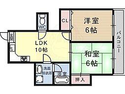 矢田駅 5.2万円