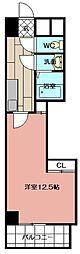 堺町センタービル[2階]の間取り