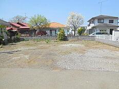 敷地面積広々80坪以上。二世帯住宅など多目的な用途に利用可能限定1区画。