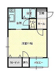 北新井駅 4.8万円