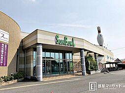 愛知県岡崎市洞町字西丸根の賃貸アパートの外観