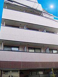 ラスターアビコ[3階]の外観