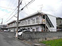 岡本ハイツ[1階]の外観