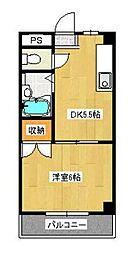 第三藤ビル[2階]の間取り