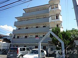 キャッスル石手[5階]の外観