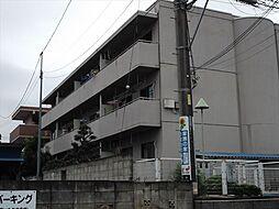 埼玉県さいたま市中央区鈴谷8丁目の賃貸マンションの外観