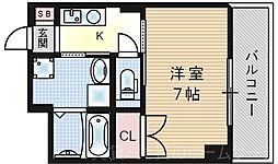 Avanti Parco野田[6階]の間取り