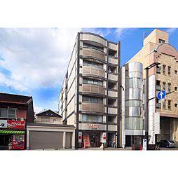 京都府京都市東山区大橋町の賃貸マンションの外観