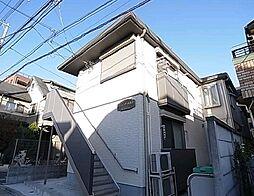 レジェンド西新井[201号室]の外観
