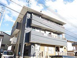 兵庫県神戸市東灘区本山中町4丁目の賃貸アパートの外観