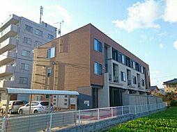 新潟県新潟市中央区上所上1丁目の賃貸アパートの外観