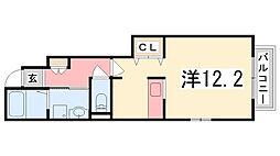 曽根駅 4.4万円