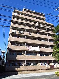 レジデンスタカフミII[4階]の外観