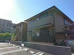 d−room吉田[1階]の外観