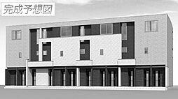 メゾンド シュシュ セントラル[3階]の外観