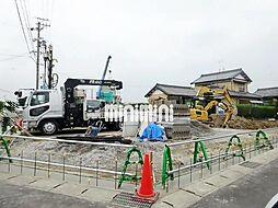 愛知県東海市富木島町新藤塚の賃貸アパートの外観
