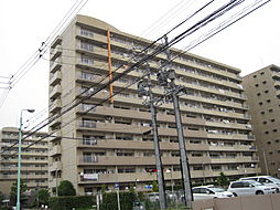 アーバンラフレ鳩岡 1号棟[11階]の外観